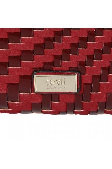 Geanta Cavalli Class C41PWCBU0022_060-RED rosu