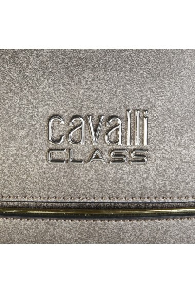 Geanta Cavalli Class C43PWCDN0082_102-BRONZE argintiu