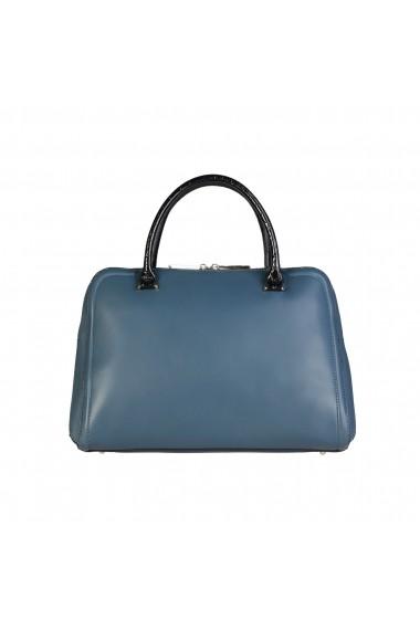 Geanta Cavalli Class C43PWCDN0082_080-BLUE albastru