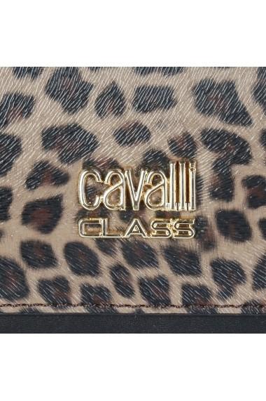 Geanta Cavalli Class C43PWCDS0032_999-BLACK negru