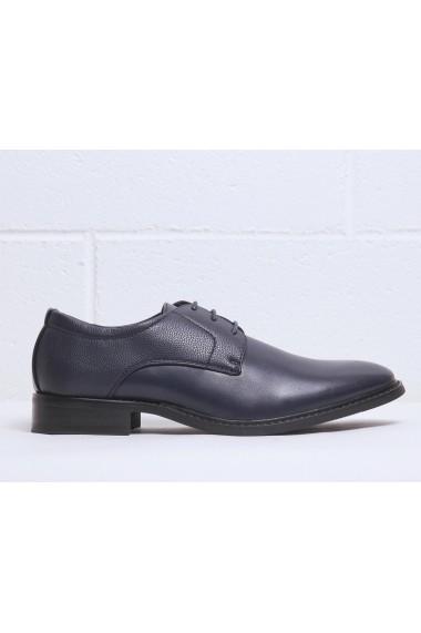 Pantofi Duca di Morrone BART_NAVY Bleumarin
