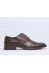 Pantofi Duca di Morrone DRAKE_BROWN