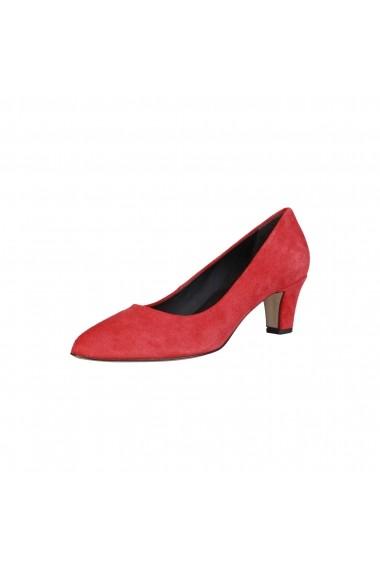 Pantofi cu toc Pierre Cardin 5238101 ROUGE rosu