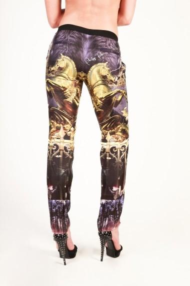 Pantaloni skinny Philipp Plein FW14CW52048008MD