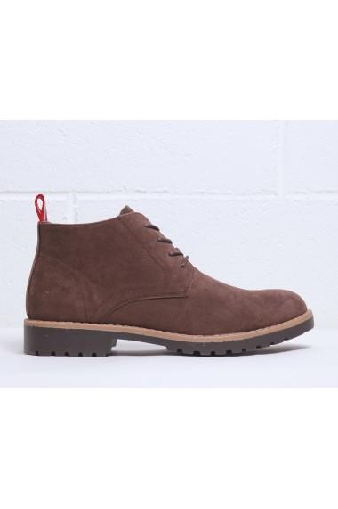 Pantofi Duca di Morrone BYRON_BROWN