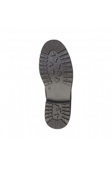 Pantofi Duca di Morrone BRADFORD_DARKBROWN Maro