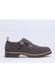 Pantofi Duca di Morrone RAMSEY_GREY Gri