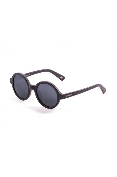 Ochelari de soare Ocean Sunglasses 4000-1_JAPAN_MATTEBLACK-SMOKE negru