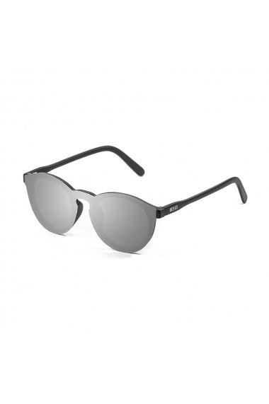 Ochelari de soare Ocean Sunglasses 75005-0_MILAN_MATTEBLACK-SILVER argintiu
