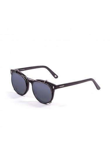 Ochelari de soare Ocean Sunglasses 71000-1_MR-FRANKLY_SHINYBLACK negru - els