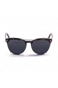 Ocean Sunglasses Szemüveg 71000-1_MR-FRANKLY_SHINYBLACK_els Fekete