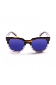 Ochelari de soare Ocean Sunglasses 61000-1_SANCLEMENTE_BROWNWHITE-BLUE albastru