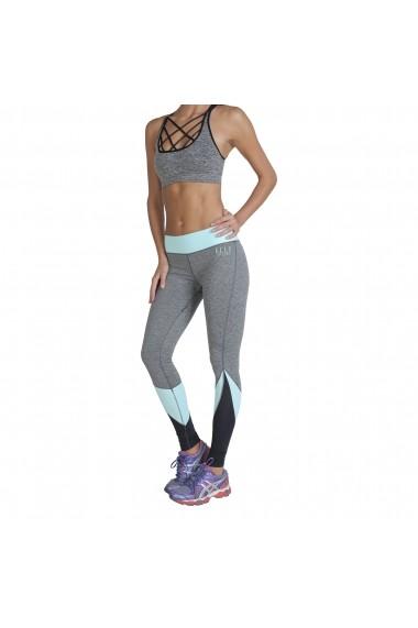 Pantaloni sport Elle Sport ES3439 BM gri