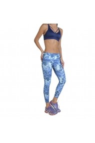 Pantaloni sport Elle Sport ES3445 AOP9 albastru