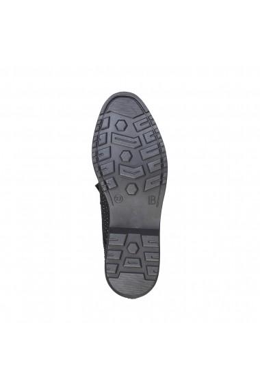 Pantofi Laura Biagiotti 2007_BLACK negru