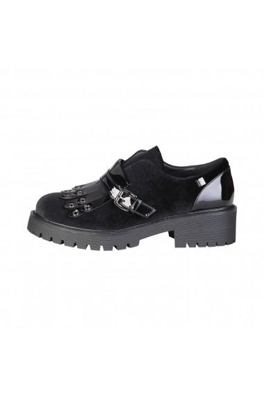 Pantofi Laura Biagiotti 2254_BLACK negru
