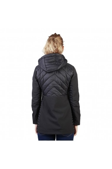 Geaca Geographical Norway Tanya woman black negru