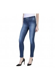 Jeansi Skinny Carrera Jeansi Skinny 00767L 822AL 711 Albastru