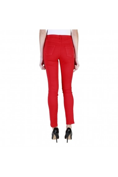 Pantaloni skinny Carrera Pantaloni skinny 00767L 922SS 405 Rosu - els