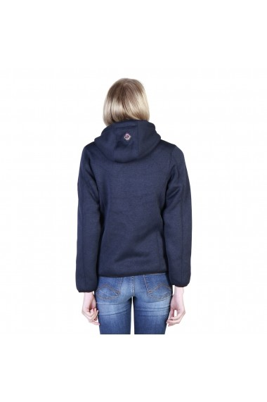 Jacheta Geographical Norway Torche woman navy Bleumarin