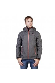 Geaca Geographical Norway Twixer man dgrey orange Gri