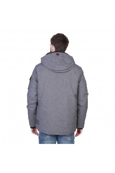 Jacheta Geographical Norway Damien_man_blendedgrey gri - els