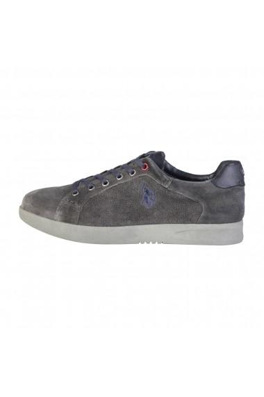 Pantofi sport U.S. Polo ASSN. DYRON4042S7_S3_DKGR gri