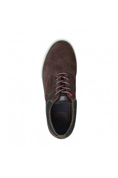Pantofi sport U.S. Polo ASSN. GALAN4204W7_S1_DKBR maro