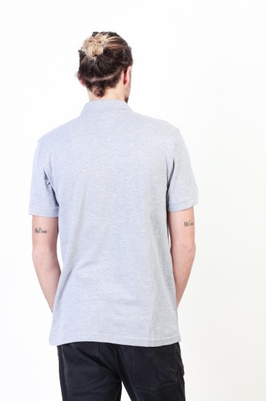 Tricou Putney Bridge PBMPT021_GREY gri