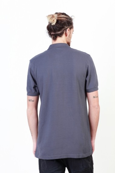 Tricou Putney Bridge PBMPT021_DARKGREY gri
