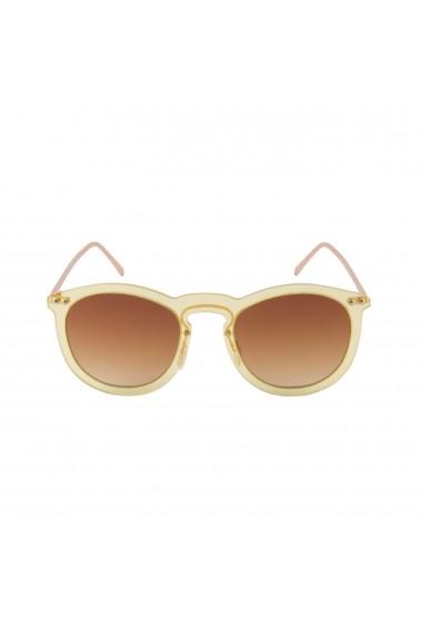 Ochelari Ocean Sunglasses 20-13_BERLIN_TRANSPARENTBROWN-YELLOW - els