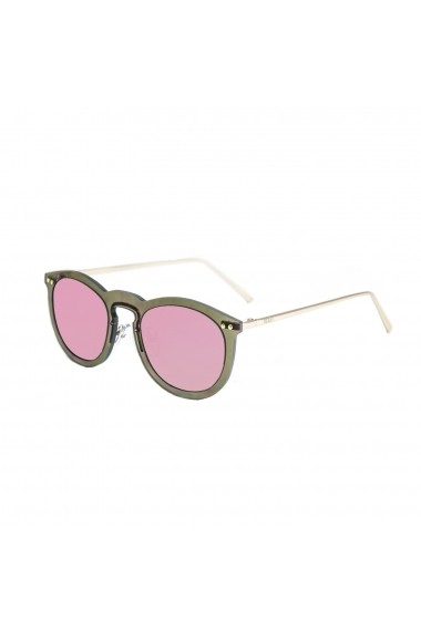 Ochelari Ocean Sunglasses 20-26_BERLIN_TRANSPARENTPINK-BROWN