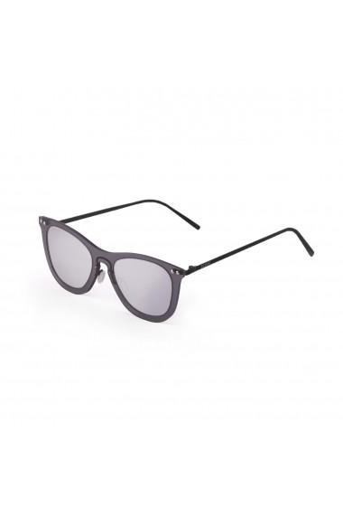 Ochelari Ocean Sunglasses 23-20_GENOVA_TRANSPARENTSILVER-BLACK