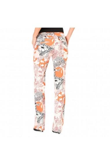 Pantaloni largi Annarita N 157P 526 multicolor