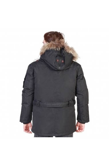 Jacheta Geographical Norway Ametyste_man_black negru