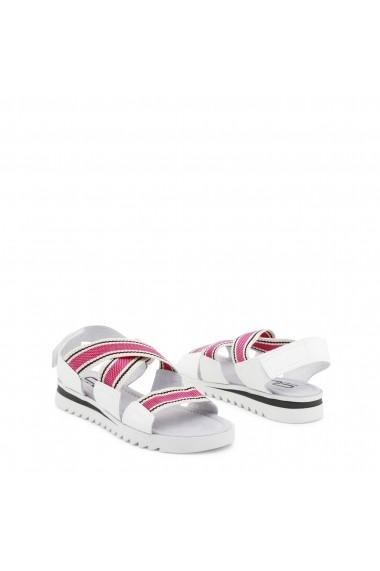 Sandale cu toc Ana Lublin MARCIA_FUXIA
