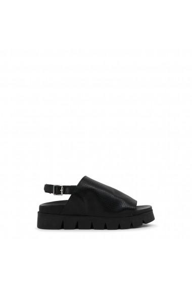 Sandale cu toc Ana Lublin ALZIRA_NERO negru
