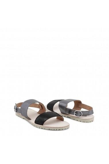 Sandale cu toc Ana Lublin FILIPA_NERO negru