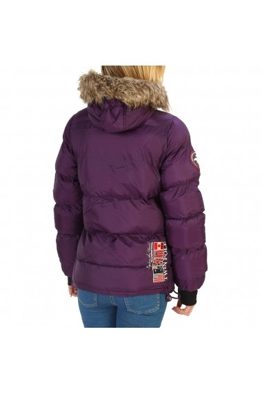 Geaca Geographical Norway Anson woman purple mov