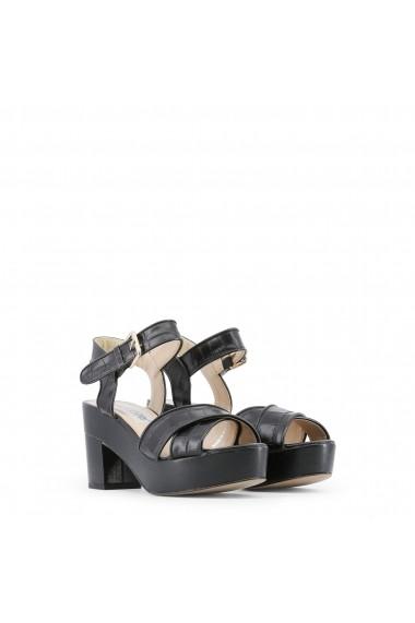 Sandale cu toc Arnaldo Toscani 8074101 NERO negru - els