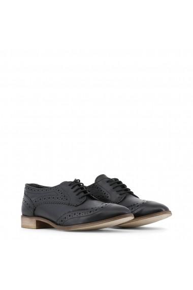 Pantofi Arnaldo Toscani 1097531_PAPIRO_NERO negru