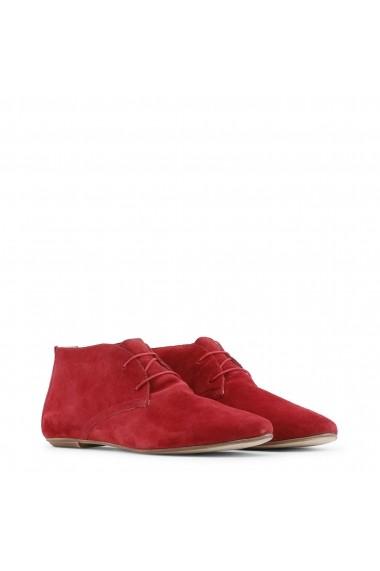 Pantofi Arnaldo Toscani 1119100 CHERRY Rosu