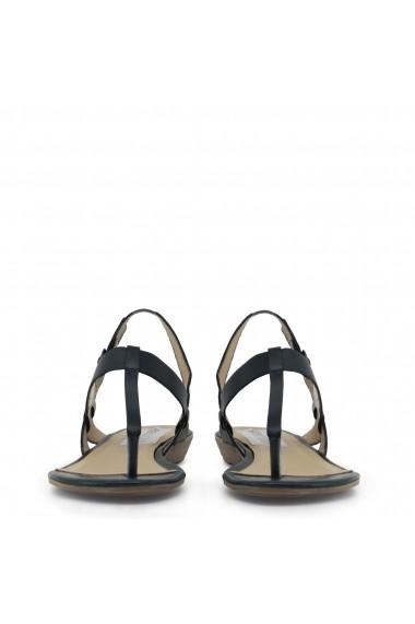 Sandale plate Arnaldo Toscani 184902 TOPAZIO Bleumarin