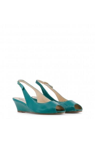 Sandale cu toc Arnaldo Toscani 4104101_TURCHESE