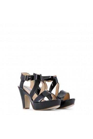 Sandale cu toc Arnaldo Toscani X003316_NERO negru