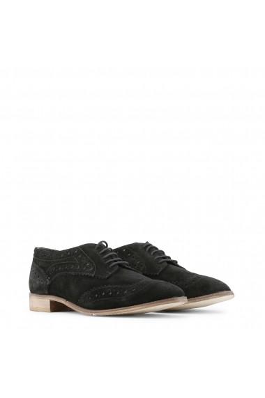 Pantofi Arnaldo Toscani 1097531 CALF-MOUSSE-NERO Negru
