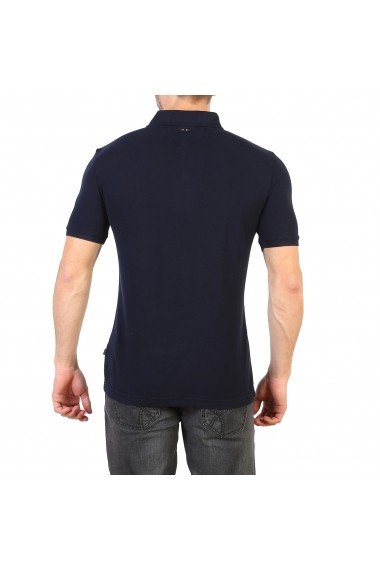 Tricou Napapijri N0YHDX176 bleumarin