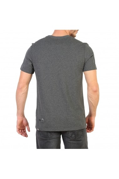 Tricou The North Face T93BPJDYY_SS-NSE-SERIES-TEE-GREY gri