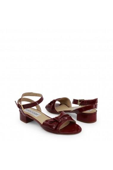 Sandale cu toc Arnaldo Toscani 3280302_PINK