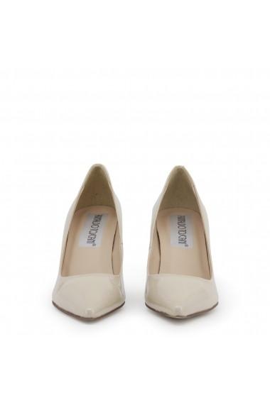 Pantofi cu toc Arnaldo Toscani 8077103D_SABBIA